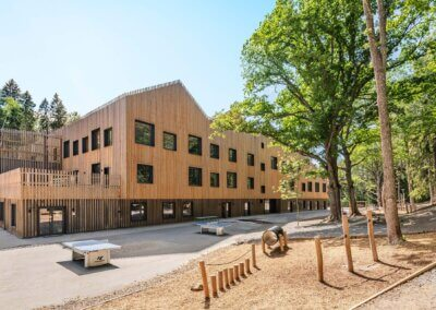 Skapaskolan Rosenhill, Huddinge